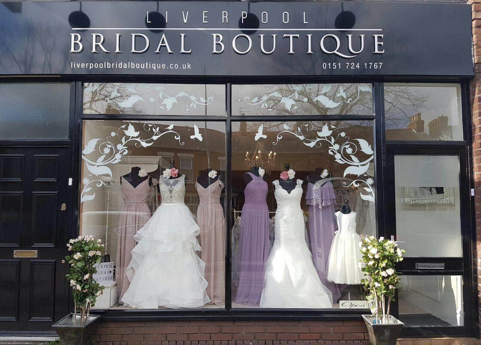 liverpool bridal boutique rose lane mossley hill